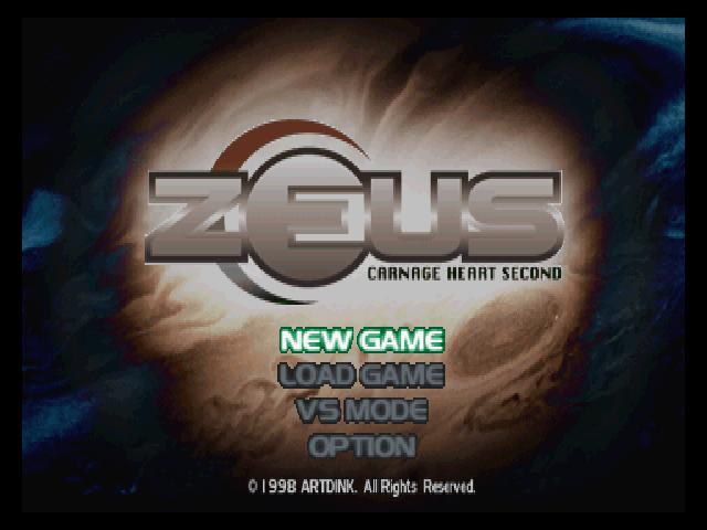 Zeus: Carnage Heart Second