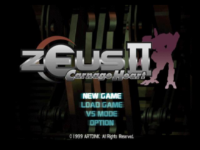 Zeus II: Carnage Heart